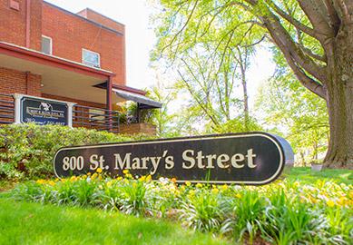 800 St. Marys Streeet